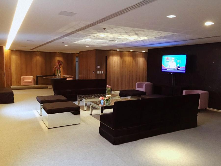 GKM Forros de Gesso - Hotel Unique - Suíte Presidencial - Reforma